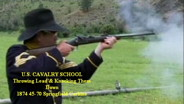 45-70 Carbine Livefire at Cavalry School