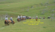 Little Bighorn Battlefield Ride - Cedar Coulee