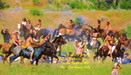 Custer's Last Stand-Battle